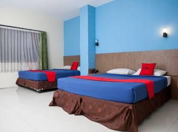 RedDoorz @Cassa Pasteur Bandung - RedDoorz Family Room 24 Hours Deal