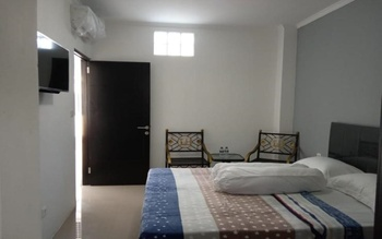 Tu House Bali - Double Bed Room Only Regular Plan