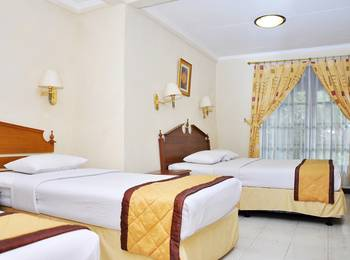 Hotel Taman Sari Sukabumi - Edelweiss Junior Suite Regular Plan