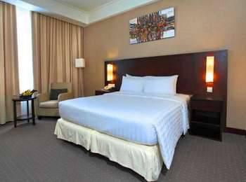 Hotel Menara Bahtera Balikpapan - Premium Deluxe Room Only Regular Plan