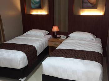 Grand Permata Hotel Purwakarta - Deluxe Room With Breakfast Regular Plan