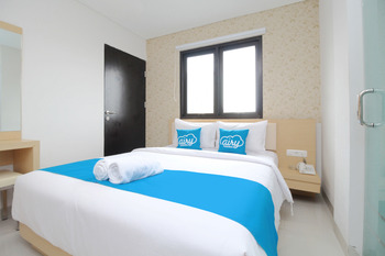 Airy Simpang Lima Anggrek Satu 18 Semarang - Standard Double Room Only Regular Plan