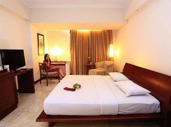 Grand Surya Hotel Kediri - Superior Twin Bed Dengan Sarapan Regular Plan
