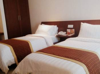 Grand Surya Hotel Kediri - Superior Twin Smoking Regular Plan