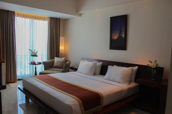Grand Surya Hotel Kediri - Superior Double Smoking Regular Plan
