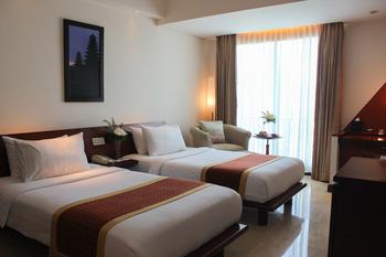 Grand Surya Hotel Kediri - Superior Twin Smoking Regular Plan
