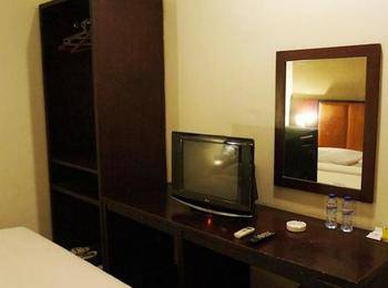 Feodora Airport Hotel Palembang - First Class Room Only Regular Plan