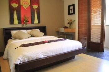Villa Hening Boutique Hotel Bali - Superior Room Breakfast Garden View Regular Plan