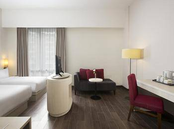 Hotel Santika Pekalongan Pekalongan - Superior Room Twin Staycation Offer Regular Plan