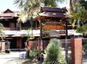 Hotel Mustika Ratu Pangandaran