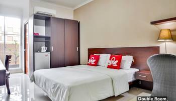 Clover Residence Near Mall Ambassador Jakarta - Deluxe Double Regular Plan