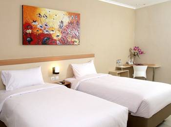 Laxston Hotel Jogja - Superior - Room Only Regular Plan