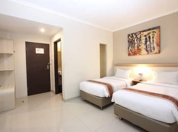 Laxston Hotel Jogja - Deluxe Dengan Sarapan Regular Plan