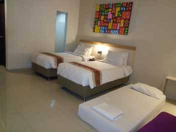 Laxston Hotel Jogja - Executive Family Room Only Regular Plan