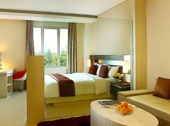 Patra Jasa Bandung - Junior Suite With Breakfast Regular Plan
