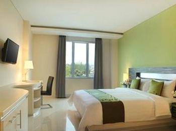 Patra Comfort Bandung - Deluxe Double Room Only Regular Plan