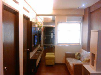 Apartemen The Suites Metro Yudis Buah Batu - 2 Bedrooms for 4 Persons Regular Plan