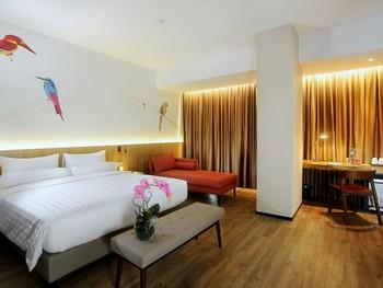 The Zuri Pekanbaru Pekanbaru - Deluxe Double Room MIN STAY 3 NIGHTS
