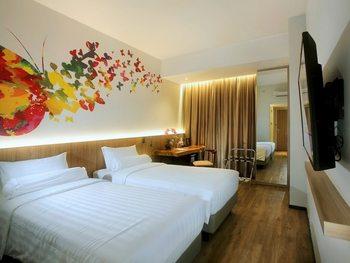 The Zuri Pekanbaru Pekanbaru - Superior Twin Room MIN STAY 3 NIGHTS