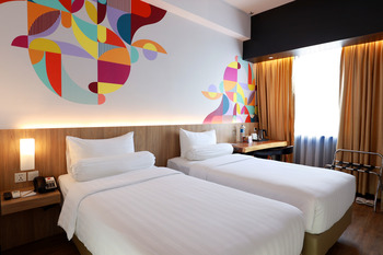 The Zuri Pekanbaru Pekanbaru - Superior Twin Room Only Daily Deals