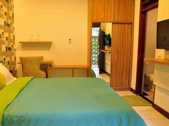 Travelers Inn Bandung - Superior Double / Twin Room Only Regular Plan