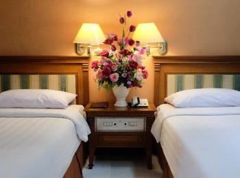 Sapta Nawa Resort Gresik - Superior Twin Room Regular Plan