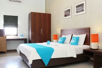 Airy Nusa Dua Bypass Ngurah Rai Bali - Deluxe Double Room Only Regular Plan