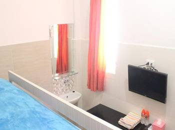 Permata Inn Medan - kamar standard Regular Plan