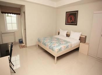 Permata Inn Medan - deluxe room Regular Plan