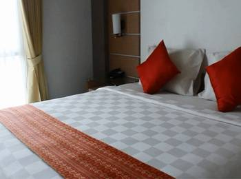 Montana Hotel Syariah Banjarmasin - Deluxe Double Room Regular Plan