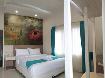 Poin Phila Bandung - Superior Double Room Only Regular Plan