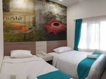 Poin Phila Bandung - Superior Twin Room Only Regular Plan