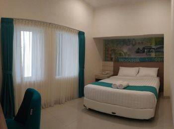 Poin Phila Bandung - Deluxe Double Room Only Regular Plan