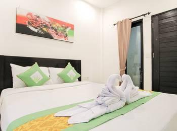 Akatara Stay Jimbaran Bali - Kamar Standar dengan Sarapan Regular Plan