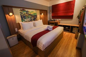 Hotel Kuretakeso Kemang Jakarta - Executive King Room Regular Plan