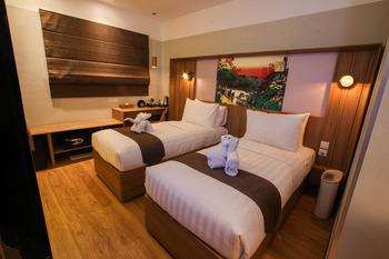 Hotel Kuretakeso Kemang Jakarta - Executive Twin Room Regular Plan
