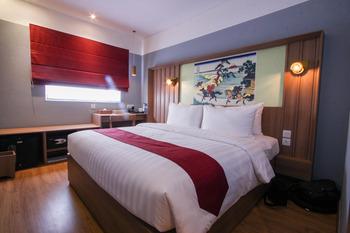 Hotel Kuretakeso Kemang Jakarta - Deluxe King Room NOVRAIN 16%