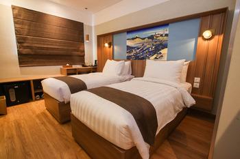 Hotel Kuretakeso Kemang Jakarta - Deluxe Twin Room Regular Plan