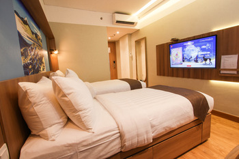 Hotel Kuretakeso Kemang Jakarta - Deluxe Twin Room Only Regular Plan