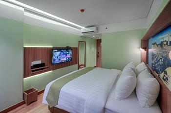 Hotel Kuretakeso Kemang Jakarta - Deluxe King single Breakfast (1Pax) Regular Plan