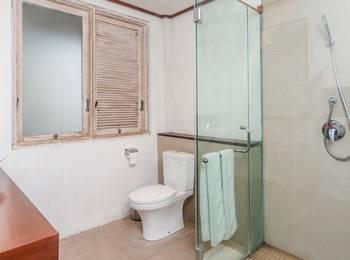 ZenRooms Kerobokan Umalas Klecung Bali - Double Room (Room Only) Regular Plan