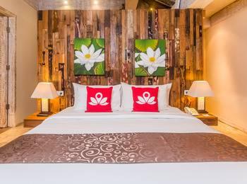ZenRooms Kerobokan Umalas Klecung Bali - Double Room (Room Only) Special Promo