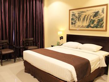 Narita Classic Hotel Surabaya - SUITE ROOM TIDAK TERMASUK SARAPAN,1 TEMPAT TIDUR Regular Plan