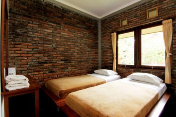 Disaster Oasis Training Center Yogyakarta - Two Bedroom House Regular Plan