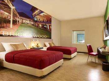 Promenade Hotel Bandung - Superior Twin Room Only Regular Plan