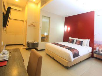Promenade Hotel Bandung - Deluxe King Room Only Regular Plan