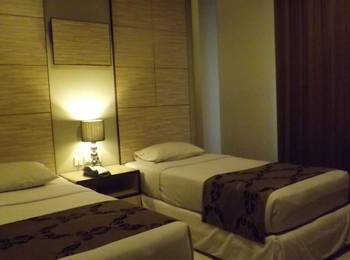 Hotel Royal Bogor - Deluxe Twin With Breakfast Regular Plan