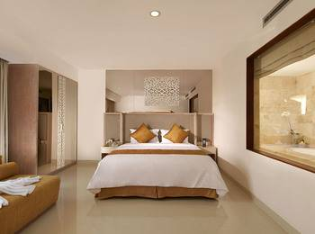 Kuta Angel Bali - Diamond Room / Junior Suite  Regular Plan