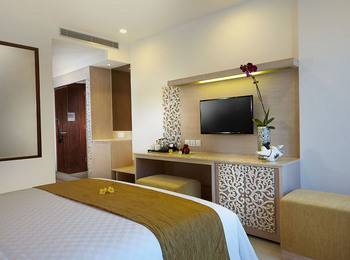 Kuta Angel Bali - Sapphire Room / Deluxe Room Only Regular Plan