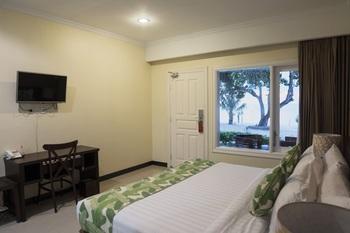 Sylvia Resort Komodo Manggarai Barat - Kamar Deluxe Ocean Promo Gajian